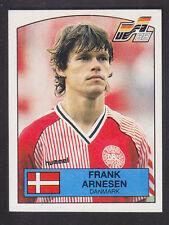 Panini - Euro 88 - # 120 Frank Arnesen - Danmark