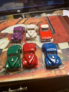 model motoring 5 body willy and one different body corvette see pictures
