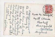 Miss M Wright Mill House Raskelf Easingwold 1937 547b