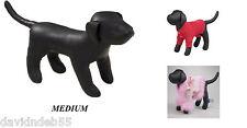 MED PREMIUM DOG MANNEQUIN Stuffed Display Model Manequin Clothing Apparel Collar