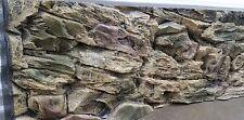 3D Rock Wall Background For Aquarium Fish Tank Vivarium Reptile Polyresin