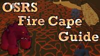 Osrs/Runescape Fire Cape Service #1 Trusted