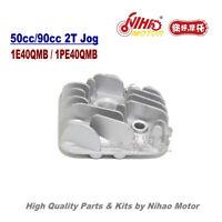 TZ10B JOG 70cc Cylinder Head Cover 47mm 2 Stroke Engine Parts 1E40QMB 2T Jog
