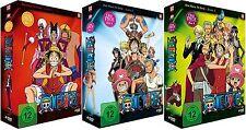 One Piece - TV Serie - Box 7-9 - Episoden 196-294 - DVD - NEU