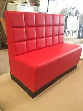 Bespoke, Booth Seating, Bench Seating, Restaurant seating. Fixed Seating Banquet