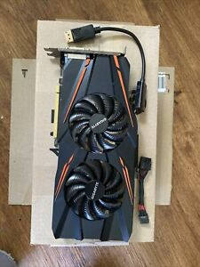 Gigabyte GeForce GTX 1070 WINDFORCE OC 8G Graphics Card