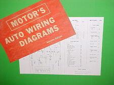 1965 1966 1967 FORD MUSTANG GT CONVERTIBLE HARDTOP FASTBACK 2+2 WIRING DIAGRAMS