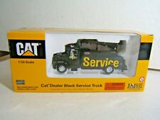 Norscot 1/50 Peterbilt 330 CAT Caterpillar Dealer Black Service Truck 143