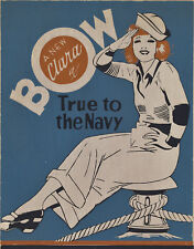 True to the Navy - 1930 - Clara Bow Fredric March Frank Tuttle Vintage Film DVD
