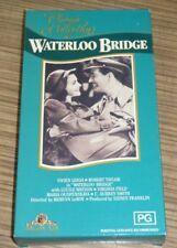 VHS Movie - Classic Collection: Waterloo Bridge