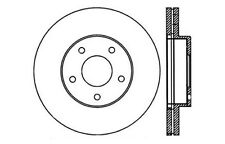 StopTech Sport Slotted Brake Disc fits 1989-1990 Nissan 300ZX  STOPTECH