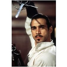Highlander Adrian Paul Stanging Holding Sword with Goat 8 x 10 inch photo