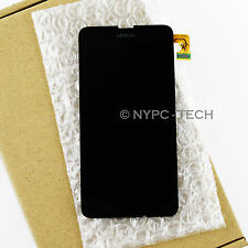 Black Touch Digitizer LCD Display Assembly For Nokia Lumia 630 RM-976 977 978 US