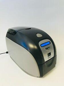 Zebra P110i Colour Professional Badge Printer - Power tested only