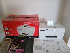 Portable  Photo Printer P350 Lexmark - Boxed