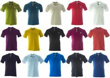 Burberry Brit Men's Classic Fit Checker Placket Pique Polo Shirt $175 NEW