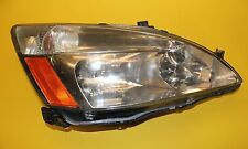 03-07 HONDA ACCORD A/T 2.4L RIGHT PASSENGER HEAD LIGHT HEADLIGHT LAMP ASSEMBLY