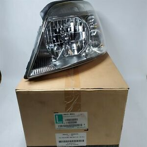 Fits 04-07 Ford Freestar Mercury Monterey LH Headlight Eagle Eyes FR415-B001L