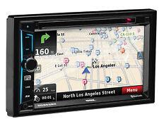 SoundStorm Double-DIN Bluetooth GPS Navigation DVD Car Stereo 6.5