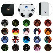 60 Pcs Home Power Switch Skin Decals Sticker for Xbox One X / One S Controller