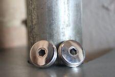 NOS Vintage Shimano Crankset Dust Caps Crank Chainset Retro Bike 600EX XT Eroica