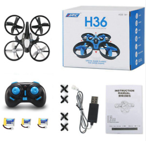 Mini Drone Rc Quadcopter Fly Helicopter Blade Inductrix Drons Quadrocopter Toys