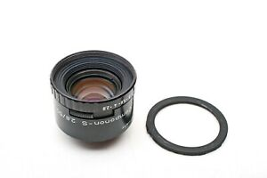 Schneider 50mm f2.8 Componon-S Enlarging/Macro 39mm Screw mount Lens+Ring+BEAUTY