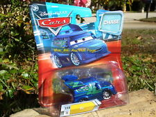 Disney PIXAR Cars #115 DJ CHASE NEW 2010 Mattel Free Shipping