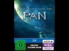 Pan Exklusive Steel-Edition Blu-ray Neu OVP