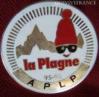 SK1197 - INSIGNE SKI APLP LA PLAGNE SAISON 1995-96