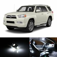 16x White Interior LED Lights Package Kit Fits 2010-2013 Toyota 4Runner #A91