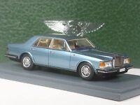 Klasse: Neo Scale Models Bentley Mulsanne blaumetallic 1:43 in OVP