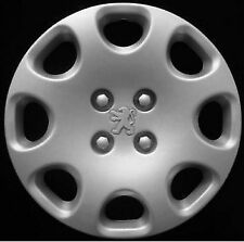 "15"" PEUGEOT PARTNER BIPPER VAN Wheel Mic Trim Set of 4 New Hub Caps Covers"