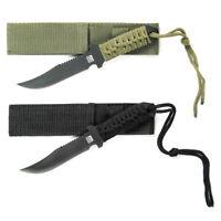 """COLTELLO MILITARE COMBAT KNIFE RECON 7"""" 18cm ESCURSIONISMO SCOUT VO 455462"""