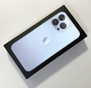 Apple iPhone 13 Pro - 256GB - SIERRA BLUE (Unlocked) A2638 - NEW SEALED - UK