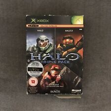 Xbox Halo Triple Pack Halo 2, Halo 2 mapa multijugador Halo Combat Evolved Pack &
