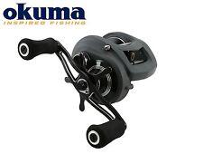 Okuma Komodo LP KDS-463 - Baitcaster Multirolle Rechtshand, Spinnrolle für Hecht
