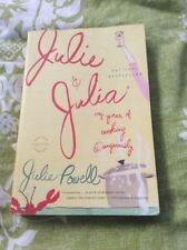 Julie and Julia : My Year of Cooking Dangerously by Julie Powell Paperback I#371