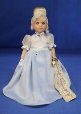 """Cinderella Vinyl Doll Brynn Lee Middleton 7"""" Numbered LE500 #17020 Disney Signed"""