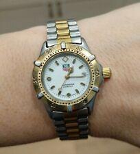 Tag Heuer Ladies WE 1422-R Two Tone Watch