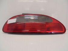 MG MGF 1995-2002 OFFSIDE DRIVER SIDE REAR LIGHT EARLY SMOKED LENS TYPE