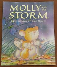 Molly and the Storm - Chrisitine Lesson- Gaby Hansen