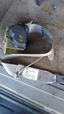 1998 98 Chevy S-10 Blazer LEFT REAR SEAT BELT RETRACTOR retracter, beige RPO 64i
