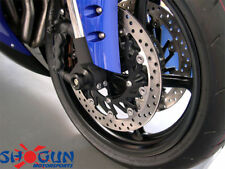 Shogun Front Axle Sliders for Yamaha R1 2004 - 2014