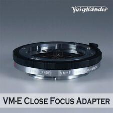 Adapter Close Focus for VM Leica M/ Zeiss M lens to Sony E mount NEX7 A7/A7r/A7s