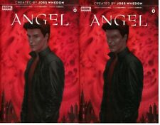 Angel #0 Set Of 2 Covers First Printing Boom! Studios 2019