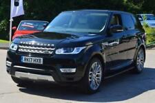 Diesel Range Rover Sport Less than 10,000 miles Cars
