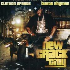 Clinton Sparks & Busta Rhymes - New Crack City [New CD] Asia - Import