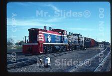 Original Slide BRC Belt Railway of Chicago Bicentennial Paint MP15DC 534 & 1 Act