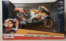 MAISTO 1:10 HONDA REPSOL RC212V  NICKY HAIDEN GP 2008   ART 09061